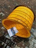 防水涂膠帆布伸縮通風軟連接