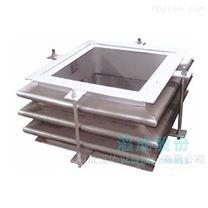 方形不锈钢金属波纹补偿器 方形膨胀节价格
