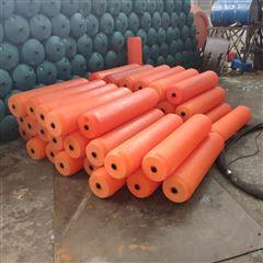 拦污浮体水库杂物拦截浮漂 圆柱形20*1米