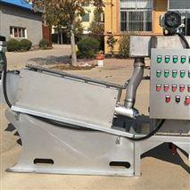 河北生产402不锈钢叠螺式污泥脱水机
