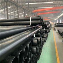 DN100热浸塑钢管生产厂家