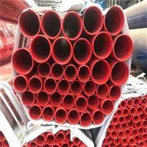 工业用双面聚乙烯涂塑穿线钢管
