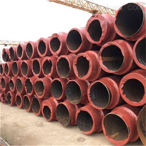 埋地聚氨酯预制保温管实体厂家