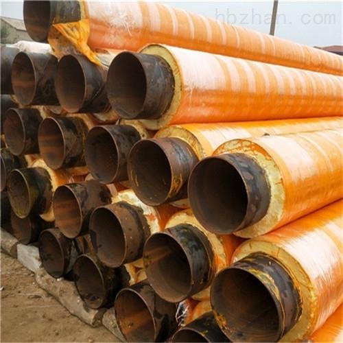 地下直埋聚氨酯预制保温管常规型号