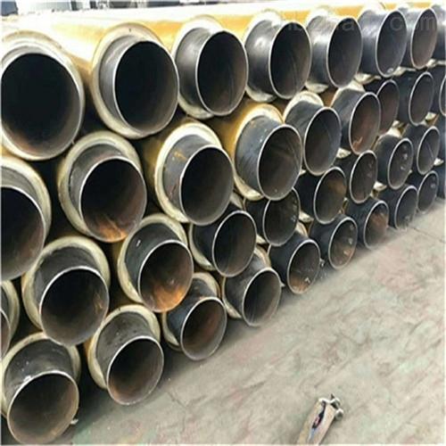 供暖塑套钢预制保温管规格型号