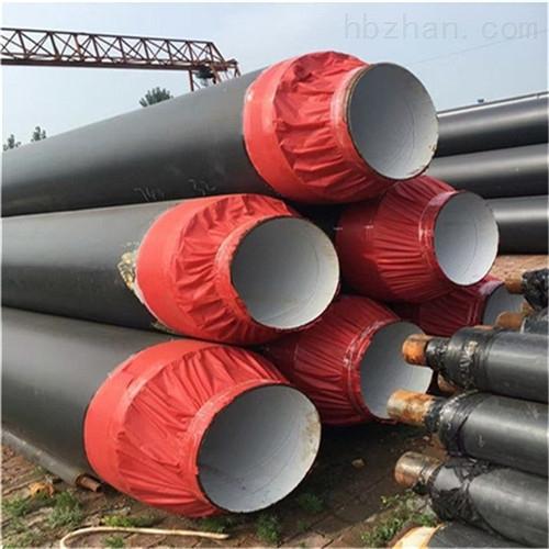 厂家直销焊接预制聚氨酯保温管