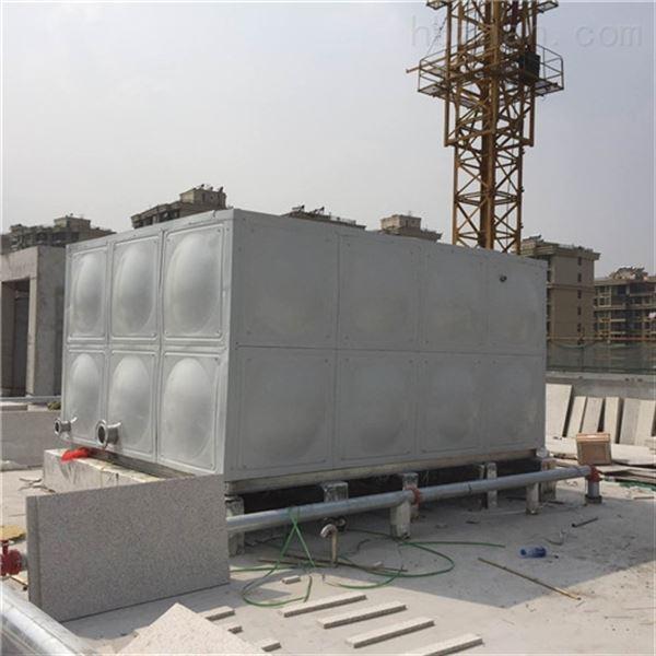河北44m3生活变频给水设备保温水箱