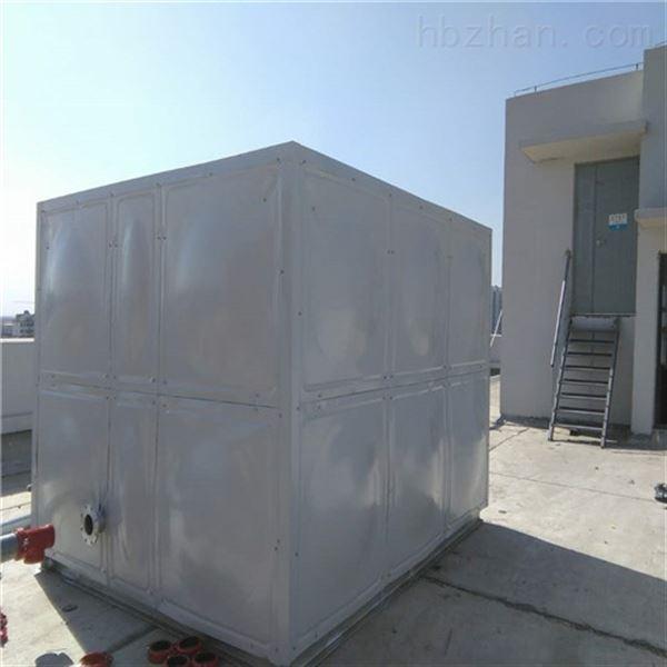 宁夏图纸设计180吨生活用水水箱报价