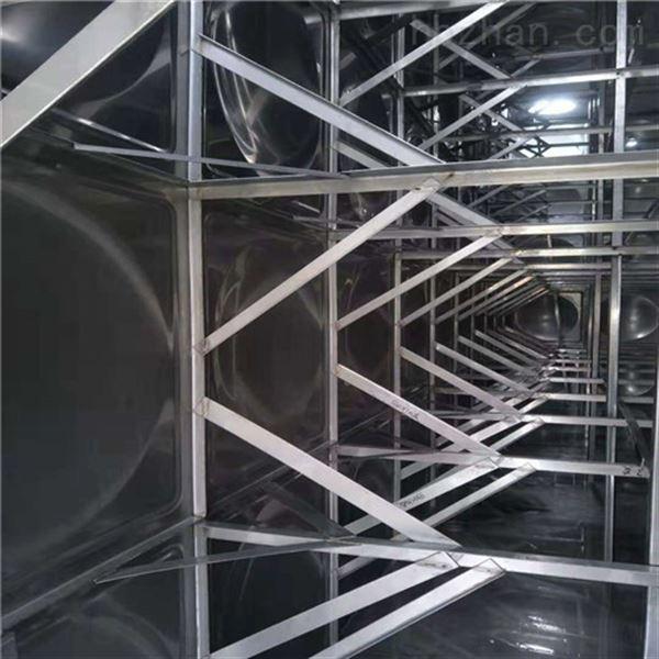 滨州不锈钢消防水箱安装流程