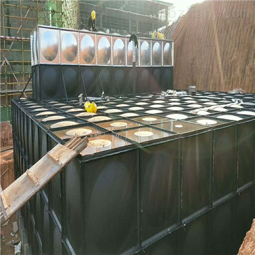 地埋式消防箱泵一体化的箱体厚度