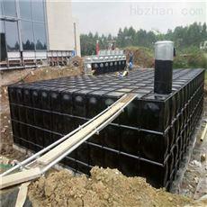 云南开远市500吨抗浮式地埋箱泵一体化