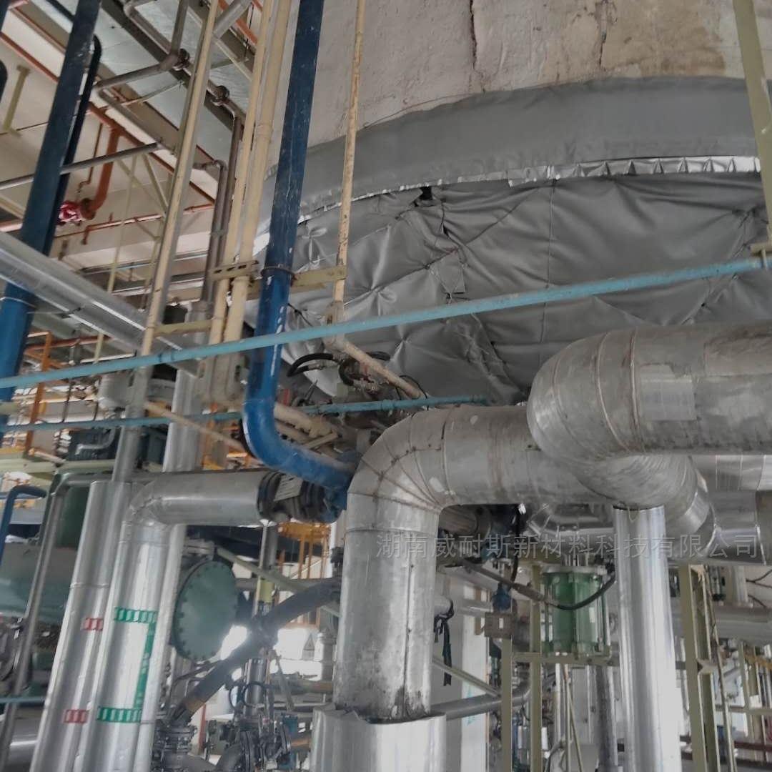 可拆卸LNG深冷保温套