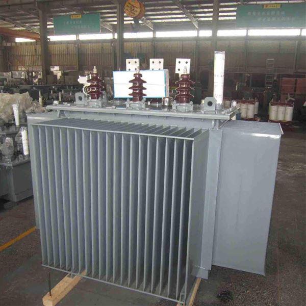 西安变压器厂S11M-315KVA油浸式电力变压器