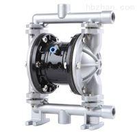 QBK铝合金气动隔膜泵