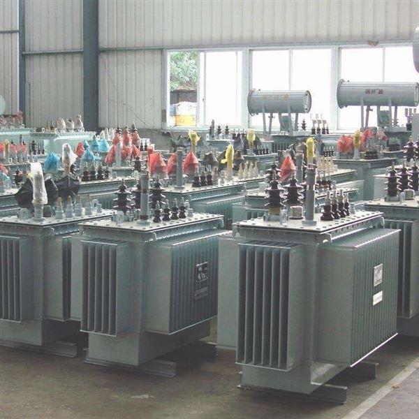 S9M-100KVA油浸式电力变压器