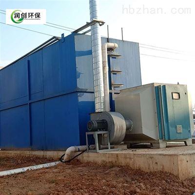 RCYTH忻州医院污水处理设备长宽高