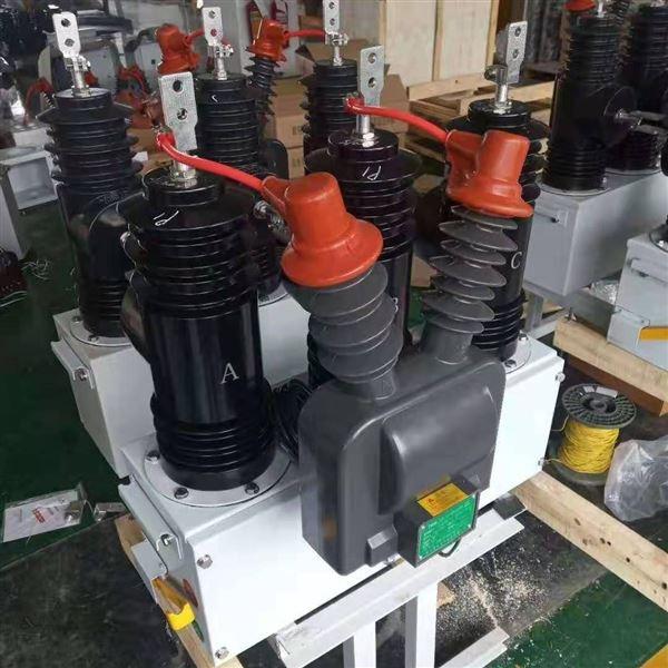 渭南市高压柱上永磁真开关ZW32-12M