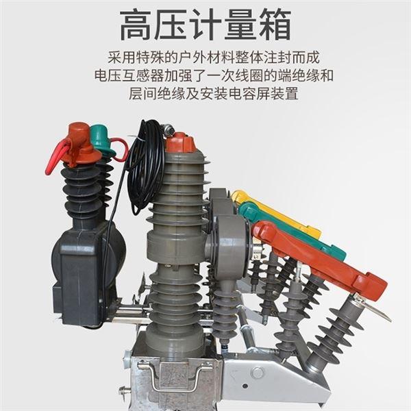10KV智能型真空断路器ZW32-12F/630厂家、价格