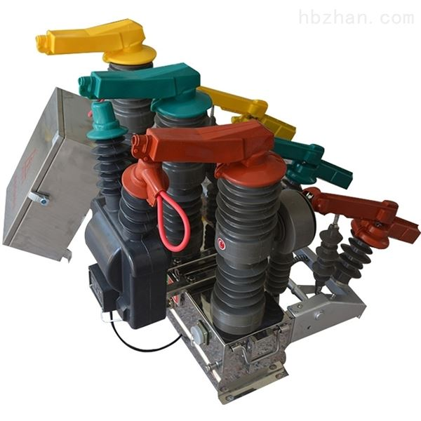 天水市高压开关公司ZW32户外高压真空断路器