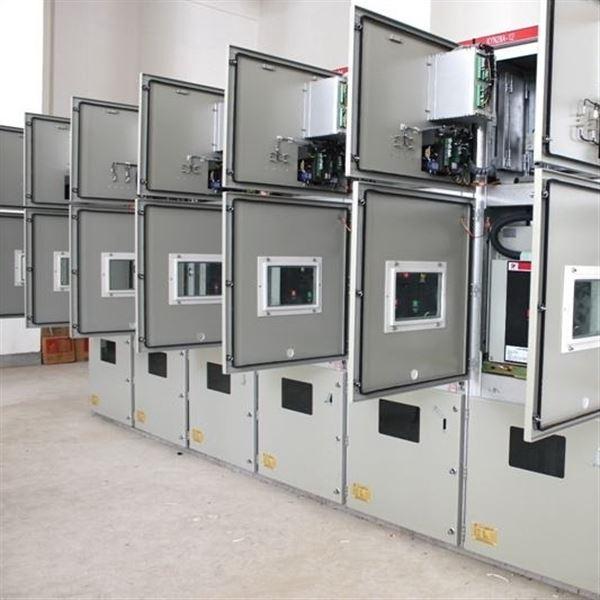 KYN28-12铠装中置式金属封闭开关柜