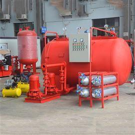 消防气体顶压消防给水设备