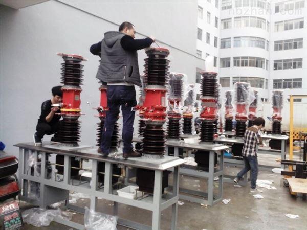 电站35KV成套产品真空断路器厂家批发