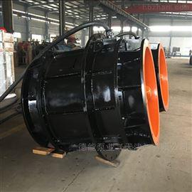 800QZB潜水轴流泵安装步骤及注意事项