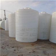 赤壁5吨PE塑料水箱圆柱形储水罐特点