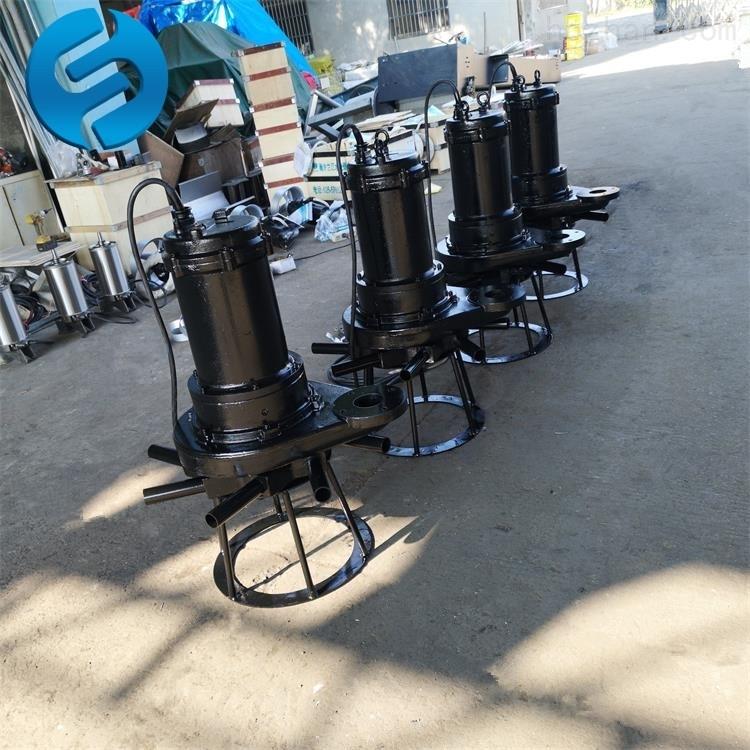 QXB1.5生化池潜水曝气机