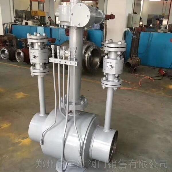 燃氣焊接球閥廠家