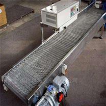 厂家直销板链运输机_FU链式输送机送料机