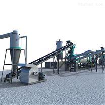 污泥处理设备连续式污泥炭化机多少钱