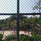 内蒙古篮球场金属围网材料包施工安装