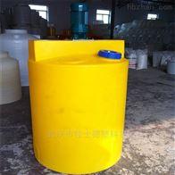 武汉3吨耐酸碱药剂罐药剂搅拌桶厂家地址