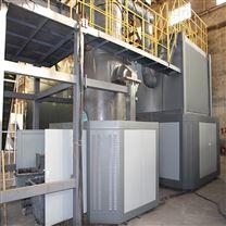 大型可燃固废处理设备