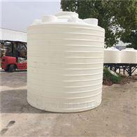 湖北麻城15吨防腐剂储罐PE塑料罐厂家