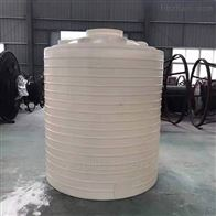 武汉20吨耐摔消毒水储罐聚乙烯储罐专业