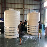吉安15吨大型储液罐塑料大桶如何安装