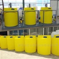 重庆200L塑料加药箱塑料搅拌桶配搅拌机