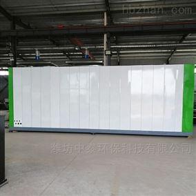 湖北武汉市MBT地埋一体化污水处理设备优良
