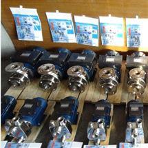 WBZS/WBS不鏽鋼耐腐蝕離心泵