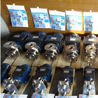 WBZS/WBS不銹鋼耐腐蝕離心泵