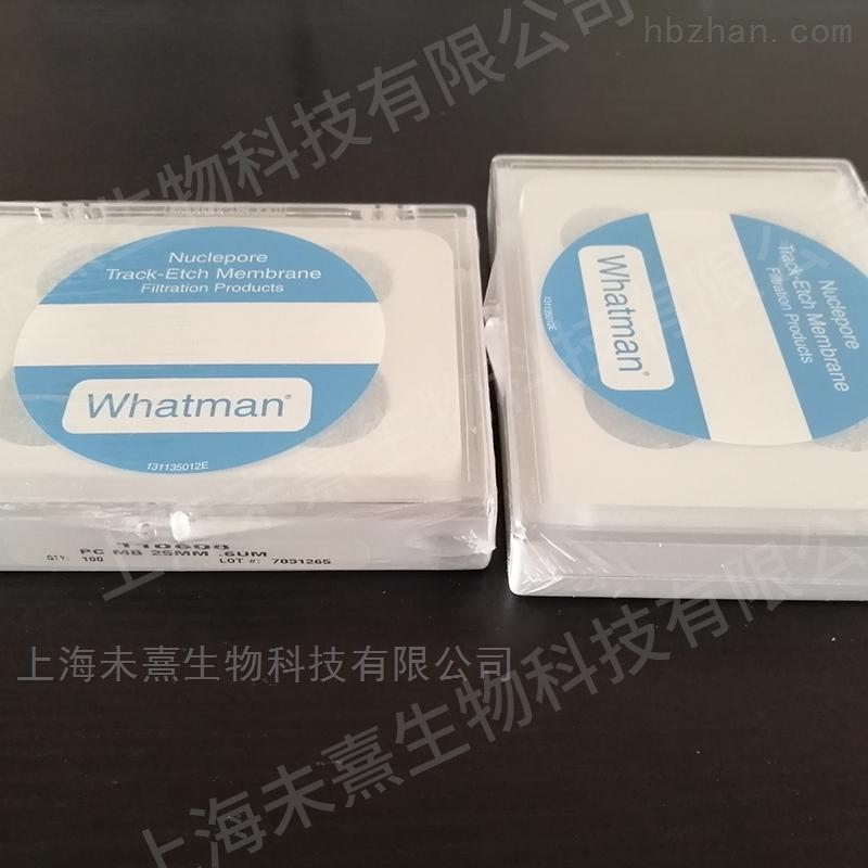 沃特曼WHATMAN Nuclepore径迹蚀刻滤膜