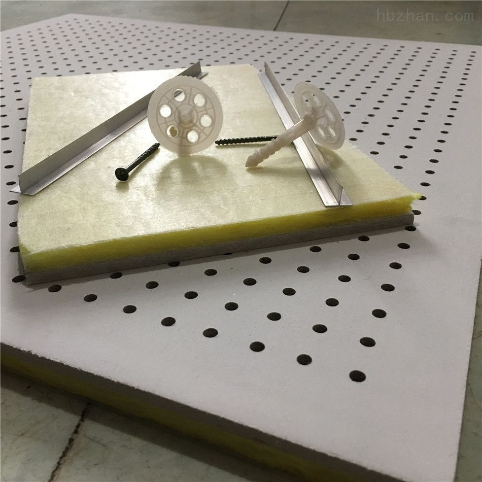 冲孔吸声板、天花板、隔断板材加工