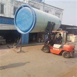 重庆污水治理一体化污水提升泵站