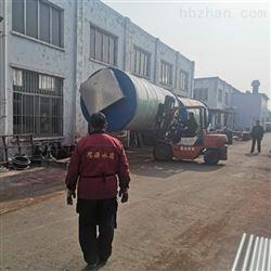 天津一体化污水提升泵站助力环保行