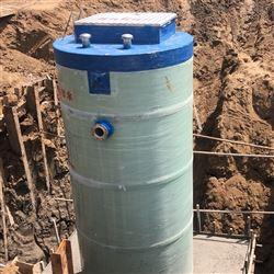 污水提升一体化预制泵站选购说明