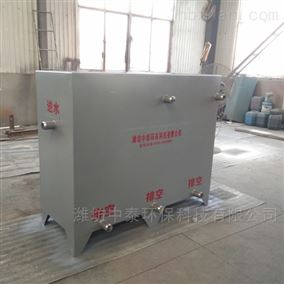碳钢隔油池无动力设备