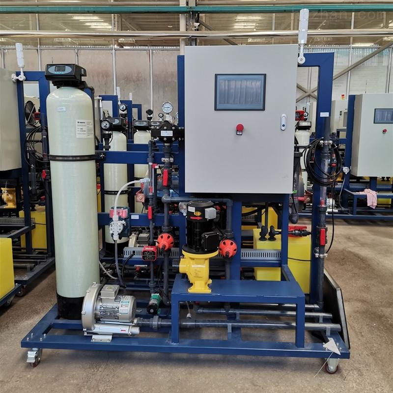 电解食盐加氯设备/水厂消毒次氯酸钠发生器