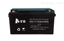 矿森蓄电池KS80-12AH直流屏电池